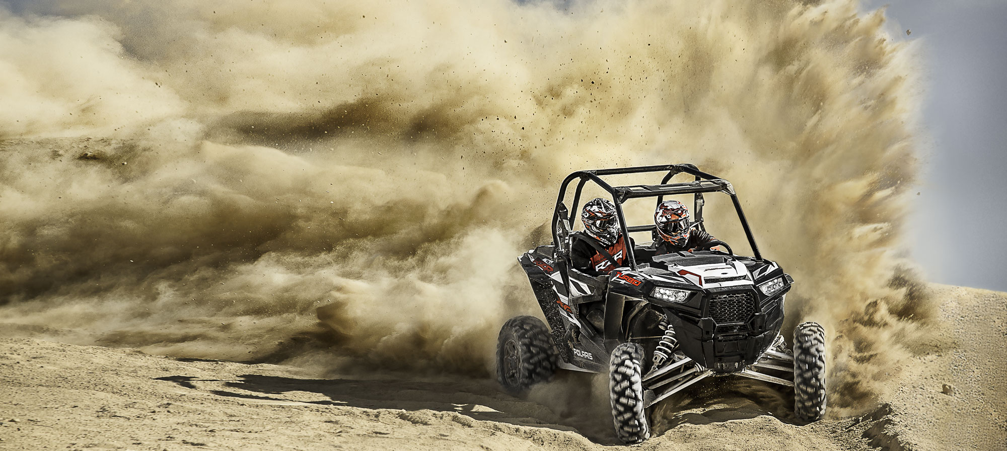 POLARIS N°1 en Off Road